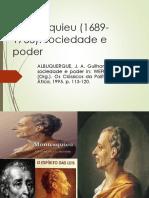 Aula   15.04.2020 - Montesquieu - Sociedade e Poder