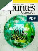 CRISIS AMBIENTAL NO LA PODEMOS IGNORAR. APUNTES PASTORALES.pdf