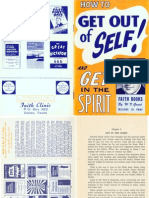 How to Get Out of Self And Get Into The Spirit by W. V. Grant Sr.