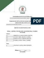 CARTERA VENCIADA DEL GAD DE COLIMES