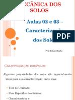 Mec Solos_Aula 2 e 3_Caracterizacao