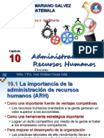 CAPITULO 10 ADMINISTRACION DE RECURSOS HUMANOS(1).ppt