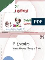 CAPÍTULO I - CINÉTICA QUÍMICA  semester II