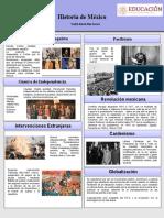 Litografia Historia Mexico Alba