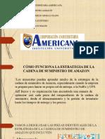 CADENA DE SUMINISTRO AMAZON