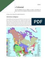 LITERATURA E CULTURA NORTE-AMERICANA E CANADENSE1