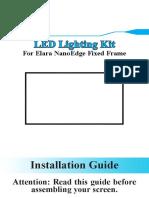 Elara NanoEdgeLED Kit Manual