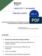 CIE 11