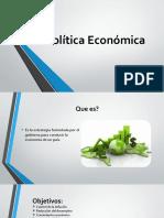 POLITICA ECONOMICA.pptx