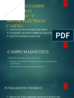 PROYECTO CAMPO MAGNETICO