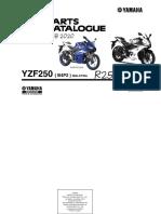 YZF-R252020