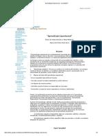 Aprendizaje Experiencial - umech2014