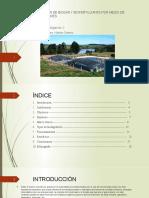 Generación de biogás por medio de biodigestores