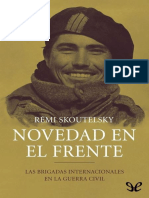 Skoutelsky, Remi - Novedad en el frente [25028] (r1.0)