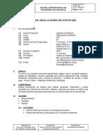 APLICACIONES DE SOFTWARE  - HERNANDEZ