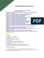 CID-Codigo Internacional de Doencas