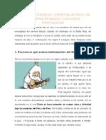 5 CONSEJOS LITÚRGICOS Y ESPIRITUALES PARA LOS MINISTERIOS DE MÚSICA Y LOS COROS PARROQUIALES