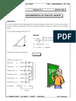 Guia 4 - Razones Trigonométricas de Ángulos Agudos.doc