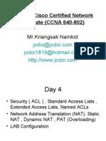 CCNA 640-802 by 4