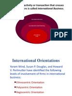 International Business Unit 1 & 2-1