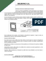 DESCRIPCION DEL PROCESO DE FABRICACION DE PANELES