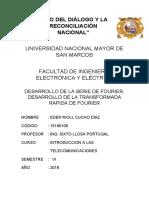 Informe 2.1 Introduccion a Las Teleomunicaciones