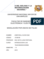 Informe Final 7 Introduccion a Las Teleomunicaciones
