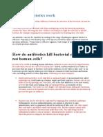How do antibiotics work.docx