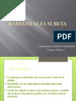 Radiatii Alfa si Beta.pptx