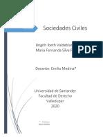 sociedades civiles V1