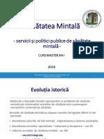 C2 - Sanatate Mintala - servicii și politici publice de sănătate mintala-  28.10. 2019.pdf
