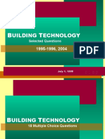 selected_bldg_tech_questions.ppt