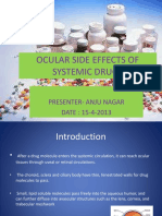 ocularsideeffectsofsystemicdrugs