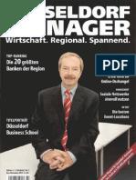Düsseldorf Manager über Gunther Wolf und XING