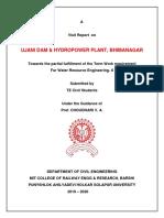 Detailed Report Ujani Dam
