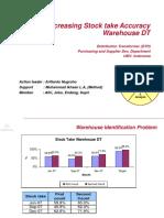PDCA Warehouse