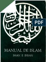 Manual de Islam, Imam e Ihsan