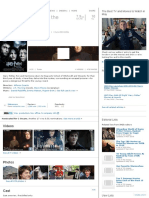 Harry Potter and the Prisoner of Azkaban (2004) - IMDb