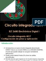 ELT2680 2018-1 CD4017