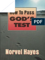How to Pass Gods Test by Norvel Hayes