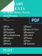 Lesson 4 Elements of Short Stories