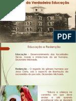 Uma Visão da Verdadeira Educação  .pdf