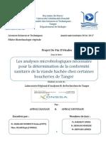 ONSSA -  Les Analyses Microbiologique de la viande hachée.pdf