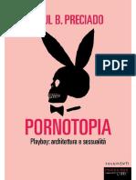 Pornotopia Paul B. Preciado