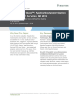 The Forrester Wave™_ Application Modernization And Migration Services, Q3 2019 (1)