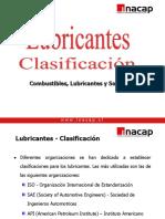 Clasificación de Aceites