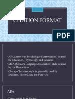 Citation-format
