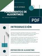 Fundamentos de Algoritmo