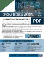 Flyer Oficina Técnica Virtual