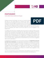POSTCOVID19 - Una alternativa democrática_Francés